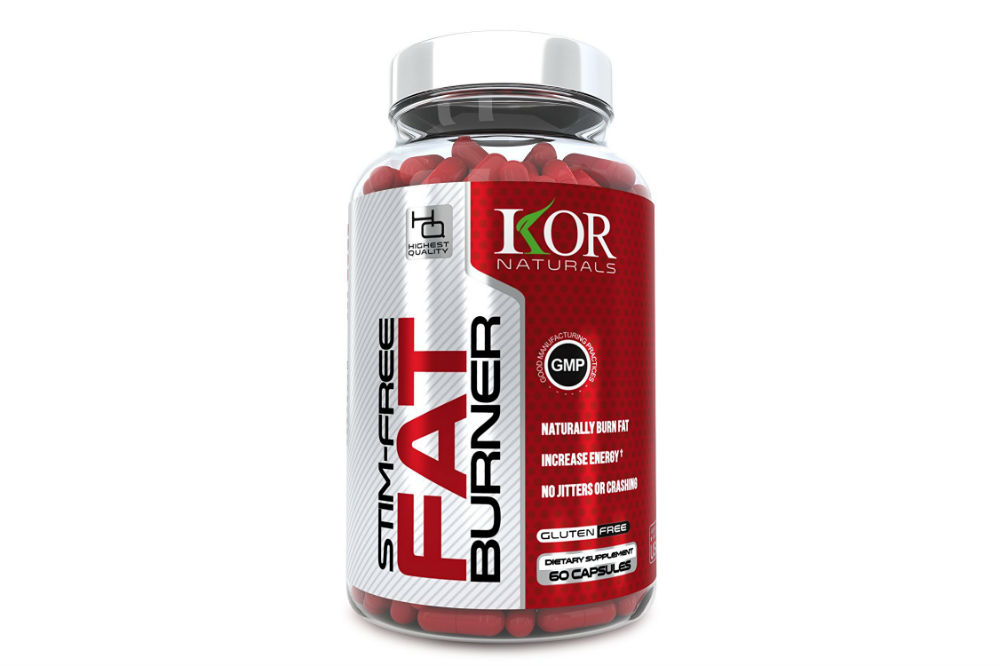 KOR Thermogenic Fat Burner Pills for Women Review