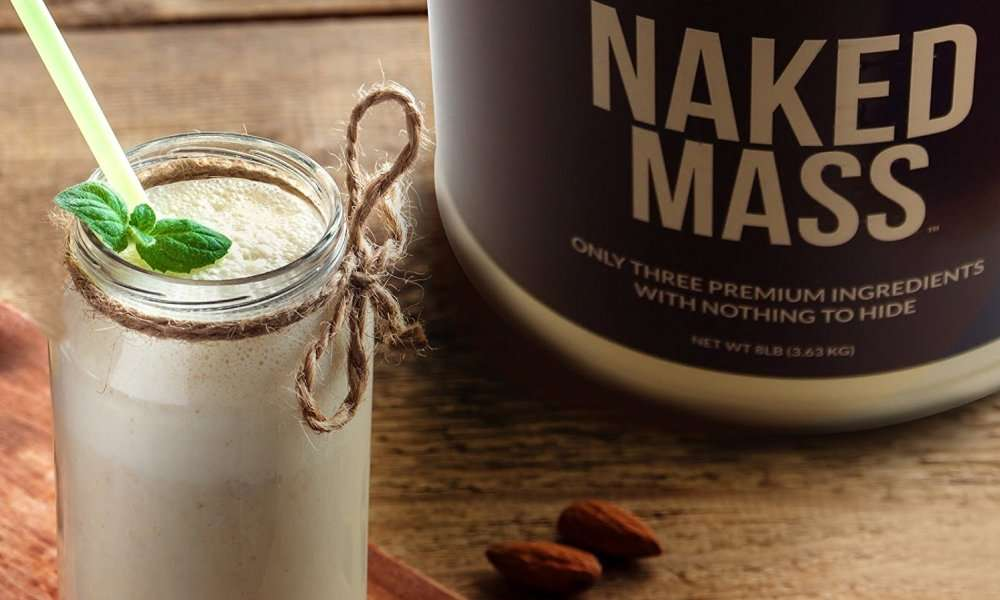 Naked Mass - All Natural Weight Gainer Protein Powder Review
